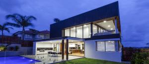 Flat Roof Pavilion Patio