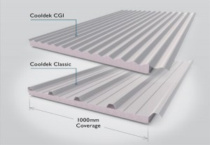 Cooldek® Insulated Roofing