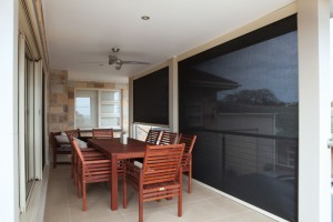 Zipscreen® Outdoor Blinds
