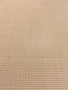 ECO mesh fabric in colour Paper Bark