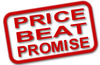 Price Beat Promise on Patios, Carports, Pergolas, Vernadahs and Pavilions